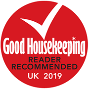 Good Housekeeping Reader recommends UK 2019 roundel