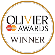 Wicked Olivier Award Winner roundel